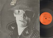 LOU REED LIVE 6 track LP Walk on the Wild Side VICIOUS I'm Waiting for the Man
