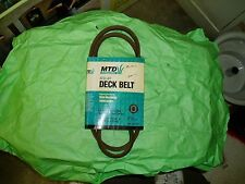 MTD BELT 754-0264 OR 954-0264 REAR ENGINE LAWN TRACTOR DECK PULLEY TO ENGINE PUL
