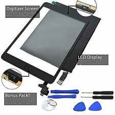 (LCD + Touch Screen Digitizer) Replacement For Apple iPad 2 Black / White ut