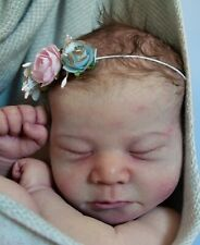 MELISSA GEORGE Reborn Baby Girl * Olivia * EXTREMELY DETAILED *