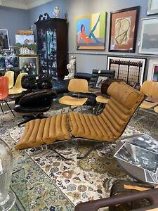 Arne Norell Ari Lounge Chair and Ottoman