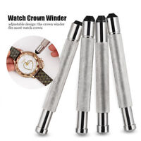 3-4.5mm Watch CROWN WINDER TOOLS - manual mechanical easy winding watches crown