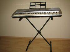 Bontempi Keyboard PM 747 Top-Zustand mit Netzteil und Zubehör u Ständer!!