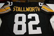 JOHN STALLWORTH #82 SEWN STITCHED THROWBACK JERSEY SIZE XXL SUPER BOWL CHAMP