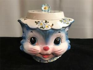 Lefton Miss Priss Cookie Jar 1502