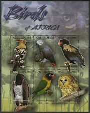 Malawi Oiseaux Chouette Huppe Aigles Hoopoe Eagle Owls Birds Eulen Vogel ** 2003
