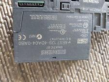 PLC SIEMENS 6ES7 138-4DA04-0BA0 für ET 200S,