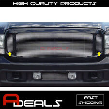 FOR FORD EXCURSION/F-250-F-550 1999-2004 UPPER SIDES BILLET GRILLE GRILL INSERT