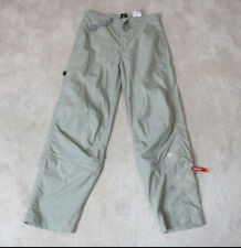 VINTAGE Nike ACG Pants Adult Small Brown Tan Convertable Outdoors Hiking Mens