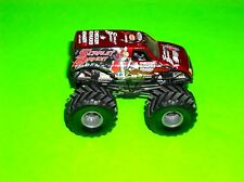 HOT WHEELS MONSTER JAM SCARLET BANDIT LIMITED EDITION COLLECTIBLE MONSTER TRUCK