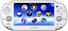 NEW PlayStation Vita Wi-Fi model Crystal White PCH-1000-ZA02