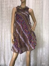 ISHKA SIZE S/M FULLY LINED DRESS