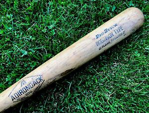Vtg 1968 Jackie Robinson Adirondack Baseball Bat 34' Uncracked Dodgers HOF