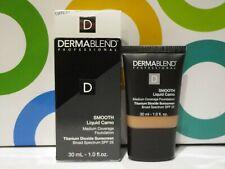 Dermablend ~ Smooth Liquid Camo Coverage Foundation ~ 55 W Copper ~ 1.0 Oz Boxed