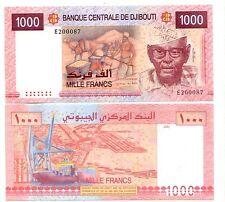Gibuti Djbouti 1000 1.000 franchi  2005 FDS UNC  pick 42 lotto 2382