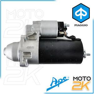 MOTORINO AVVIAMENTO PER PIAGGIO APE POKER CAR MAX DIESEL TM 703 P703 MP601 420