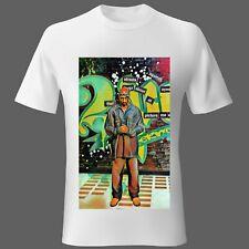Mens t-shirt Movie Music 2 Pac Tupac Shakur Rap UK Unisex Woman UK S M L XL 2XL