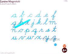 Kid o A-Z Cursive Lowercase Magnatab Learning Aid 002012