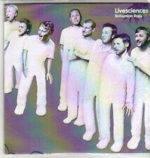 (CU277) Livesciences, Bohemian Raps - 2005 DJ CD