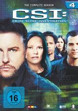 6 DVDs * CSI : LAS VEGAS  - STAFFEL / SEASON 4 # NEU OVP §