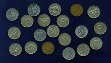 CANADA 5 CENTS: 1937, 1938, 1939, 1940, 1941, 1942, 1943, 1944, 1945, 1946, 1947