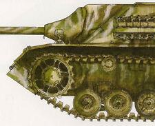 JAGDPANZER IV L/70 LANG German Assault Gun Superb New Model Art 807 AFV Profile