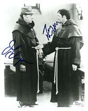 "(SSG) Rare JACK KLUGMAN & TONY RANDALL Signed 8X10 ""Odd Couple"" Photo - JSA COA"