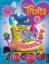 Dreamworks Trolls Annual 2018 (Egmont Annuals 2018),Egmont UK Ltd