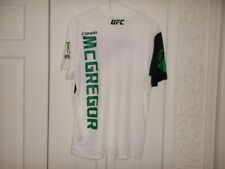 Reebok UFC Conor McGregor IRL Combat Shirt Mens Large New With Tags