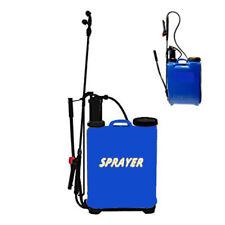 Mochila de sulfatar  pulverizador de presion  rociador  fumigador 16 litros