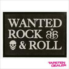 Rock N Roll Fussmatte / Rock Star Baby / Rock Fußmatte / RSD-806 / Rock & Roll