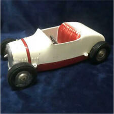 Vintage 1940's ALL AMERICAN HOT ROD Tether Car