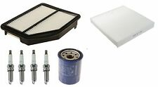 2012-2014 Honda CRV Tune Up Kit Air-Oil-Cabin Filters-Plugs