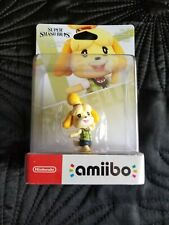 Amiibo #73 Isabelle Super Smash Bros) new in box