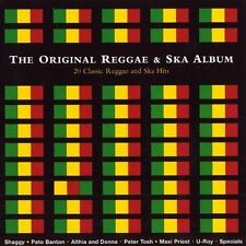THE ORIGINAL REGGAE & SKA ALBUM CD NEW Shaggy Peter Tosh Specials Ziggy Marley