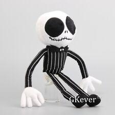 The Nightmare Before Christmas Jack Skellington Soft Plush Toy Doll Xmas Gift