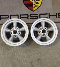 Paire de porsche 911 american racing mag roues * rare