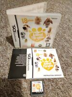 Animal Paradise - Nintendo DS Game - With Manual - FAST & FREE P&P!