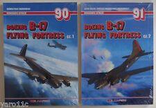 Set of Boeing B-17 FLYING FORTRESS  pt. 1 & 2 - Aj Press