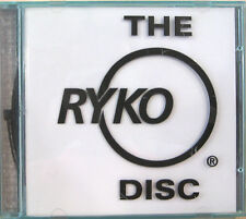 """THE RYKO DISC"" cd promo FRANK ZAPPA JOHN CALE MORPHINE MICKEY HART GOLDEN SMOG"