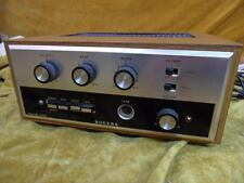 Rogers cadet III preamp and  valve power amp , vintage