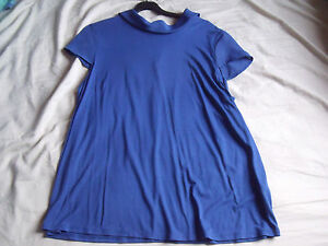 BLUE DRESSY TOP  by GEORGE  NEW