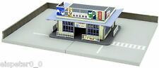 Tomytec N Scale 265535 Midtown Diorama Collection Bus Station 144 From Japan