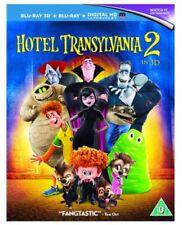Hotel Transylvania 2 (3D Blu-Ray + Standard 2D + UV Version) Region Free *NEW*