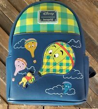 NWT Disney Winnie Pooh balloon Heffalumps And Woozles Loungefly Mini Backpack