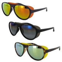 Vuarnet Extreme Unisex VE 7008 Oval Polarized Aviator Sunglasses