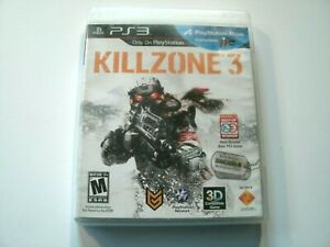 Killzone 3 PlayStation 3 Video Game 2011