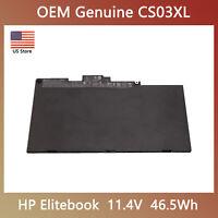 Genuine OEM CS03XL Battery for HP Elitebook 745 840 G3 G4 854108-850 800513-001