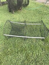 Turtle Traps 2 trap package With stretch sticks And Bait BagsSize regular