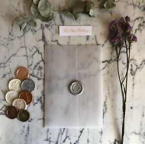 15 SHEETS 5x7 inch Vellum Jacket, Vellum Sleeve, Wedding Invitation Paper, CRAFT